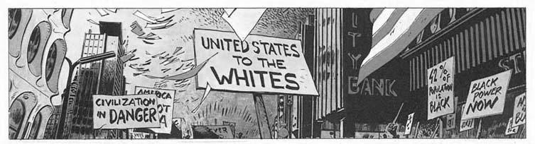 En sort/hvid verden