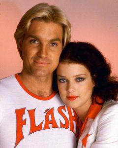 Flash Gordon og Dale Arden.