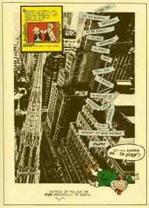 Himmelflugt af Will Eisner.
