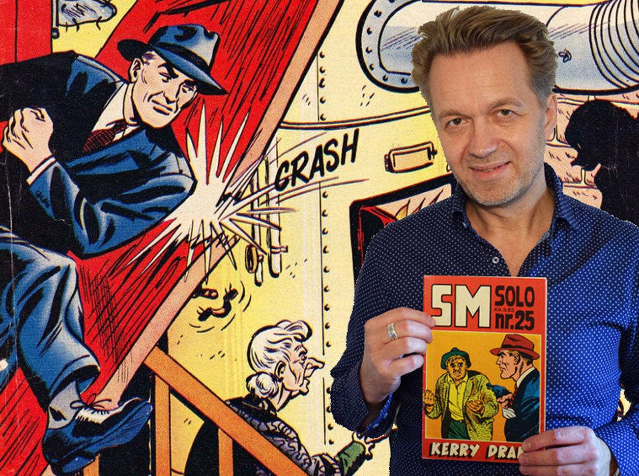 Jakob Melander med SM Solo 25.